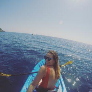 Kayak, Jäle Beach, Albansko