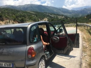 Albansko pokazena Multipla