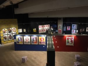 Múzeum Nadyho Warhola zvnútra
