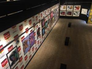 Múzeum Andyho Warhola zvnútra