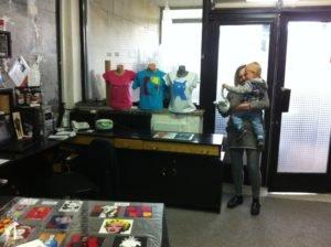 Múzeum Andyho Warhola, pokladňa