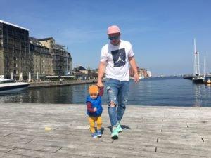 Prechádzka v Kodani