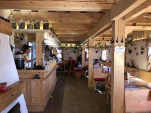 Dedečkova chata, reštaurácia
