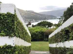 Kemp, Akaora, Nový Zéland, Dovolenka