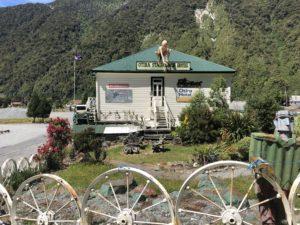 Hotel, Arthurs Pass, Nový Zéland, Dovolenka