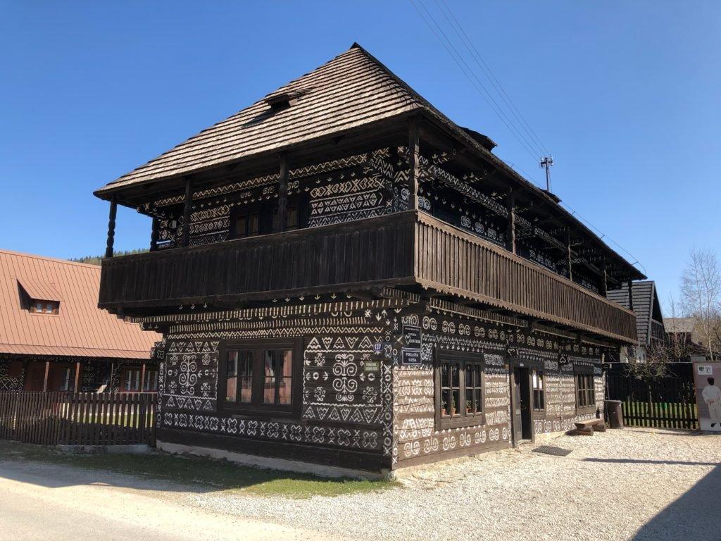 Radenov dom, Čičmany
